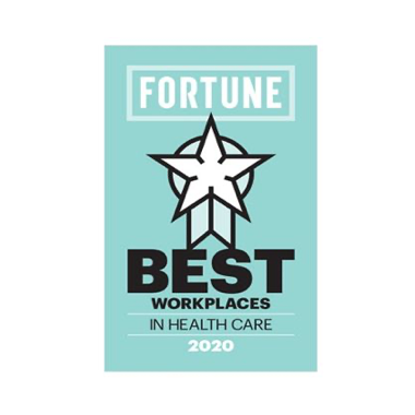 best workplaces in healthcare 2020 award