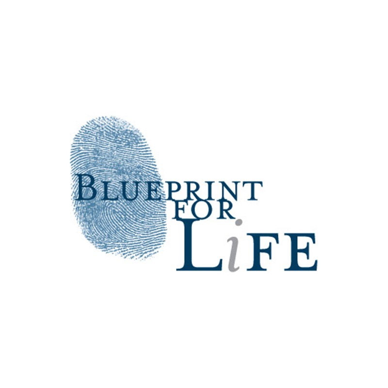 blueprint for life logo