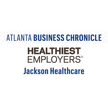 Atlanta Business Chronicle Healthiest Employers award