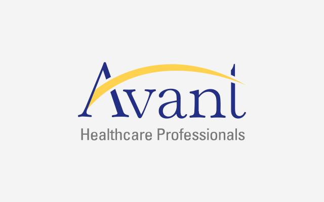 avant healthcare professionals logo