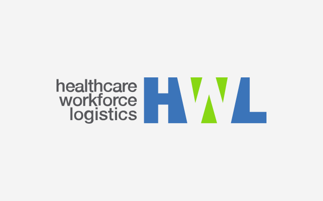 healthcare workforce logistics logo