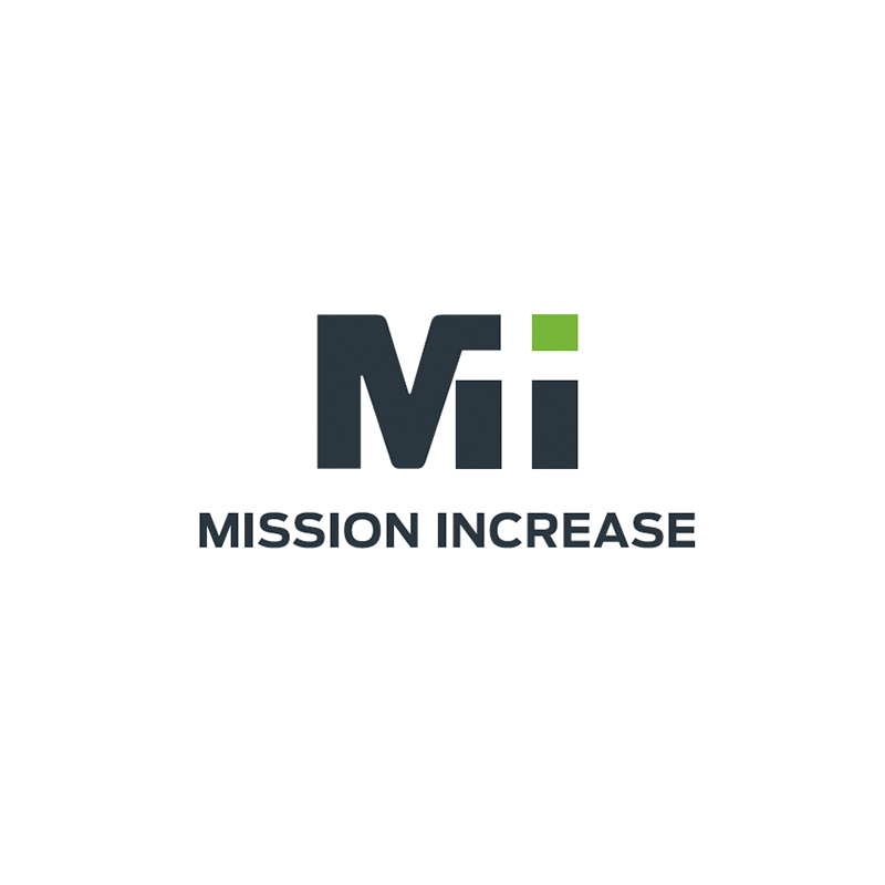 mission increase logo