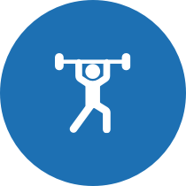 onsite physical trainers graphic