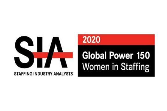 sia women in staffing logo