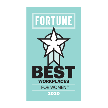 Fortune best workplaces for women logo