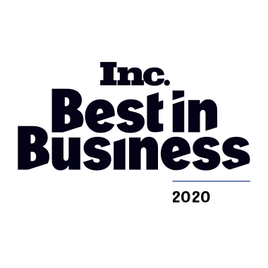 Inc Best in Business Logo