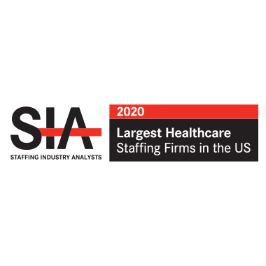 SIA Largest Healthcare Staffing Firms in the US 2020