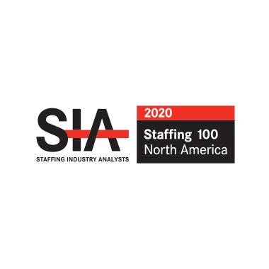SIA Staffing 100 North America 2020